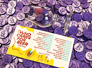30.07.2018 - Who Cares For Beer Fest Shuttle Bus Service
