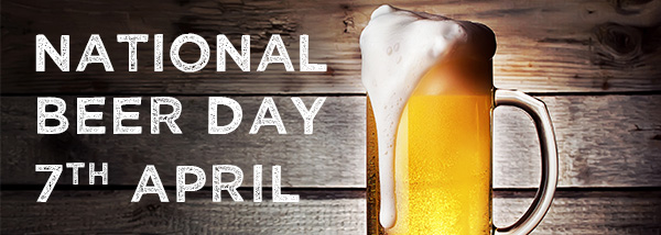 06.04.2017 - Happy National Beer Day