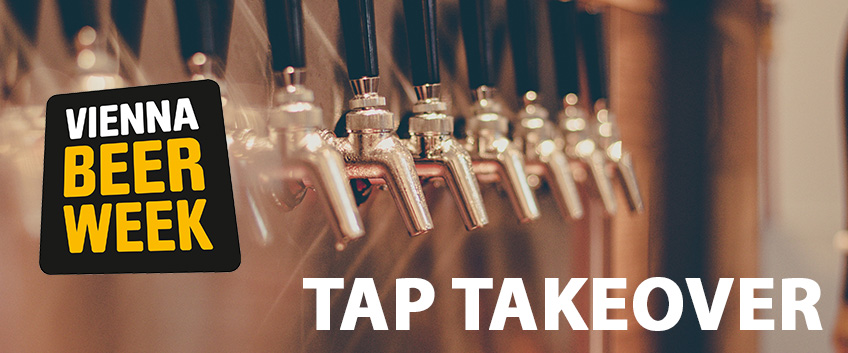 22.11.2018 - Vienna Beer Week Tap Takeover