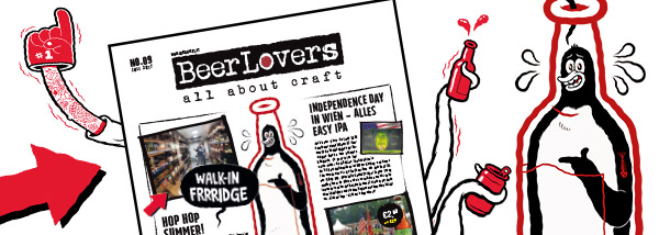 15.07.2017 - BeerLovers Craftbeer Zeitung No.9