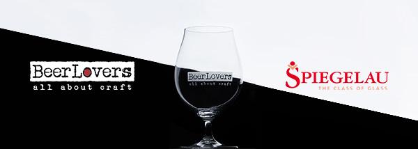 02.08.2017 - Spiegelau und BeerLovers prosten sich exklusiv zu