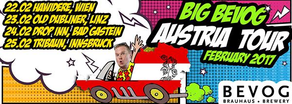 27.02.2017 - Bevog Craftbeer Tour 2017