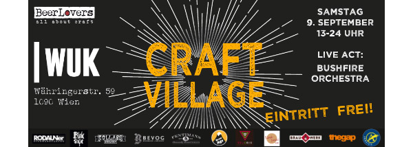 31.07.2017 - Craft Village