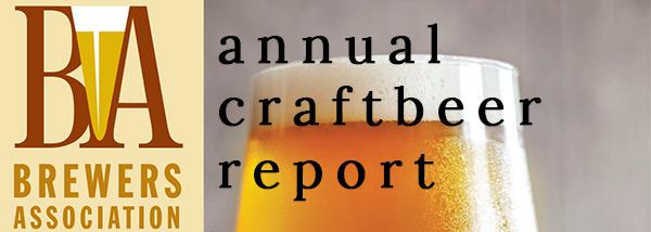 15.03.2017 - Brewers Association Craftbeer Report
