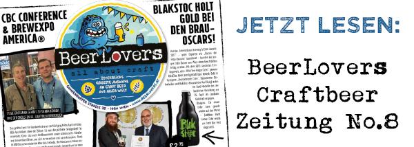 15.05.2017 - BeerLovers Craftbeer Zeitung No.8