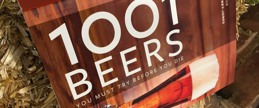 15.07.2019 - Buchtipp: 1001 Beers you must try before you die