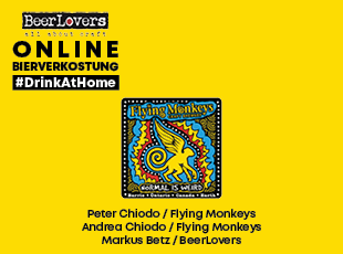 07.04.2021 - #DrinkAtHome Flying Monkeys