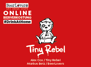 24.03.2021 - #DrinkAtHome Tiny Rebel