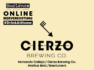 31.03.2021 - #DrinkAtHome Cierzo Brewing