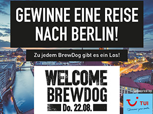 20.08.2019 - Welcome BrewDog Party in der Kaktus Bar