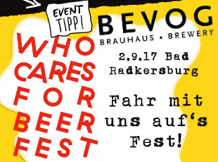 28.08.2017 - Who Cares For Beer Fest 2017 Busfahrt