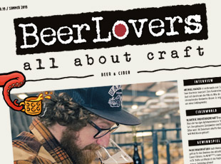 01.05.2019 - BeerLovers Craft Beer Zeitung 19